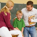 A beginning-of-the-year conference can set the stage for a positive parent-teacher learning partnership