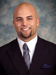 John Sande IV will be inducted into the Reno High Hall of Fame on Oct. 21