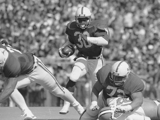 RB: Mike Rozier, Nebraska