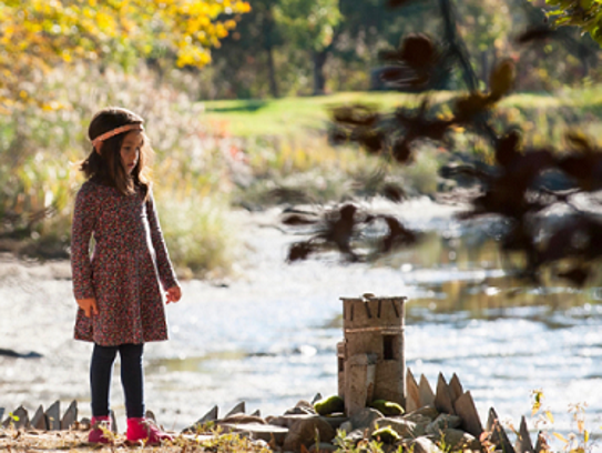 Wee Faerie Village attracts little and big kids to