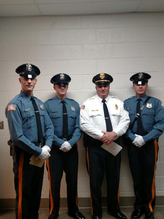 Millville police grads