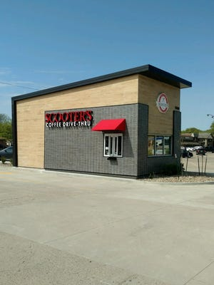 Scooter's coffee has opened two drive-thru only stores in Windsor Heights and Pleasant Hill.