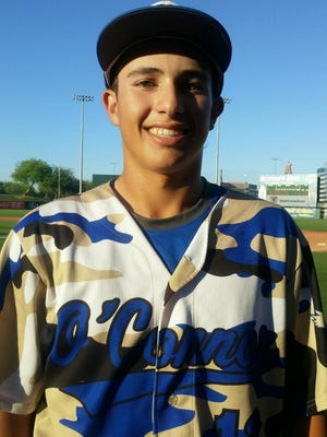 Ryan Alexander pitched a complete-game, two-hitter keeping Sandra Day O'Connor's season alive.