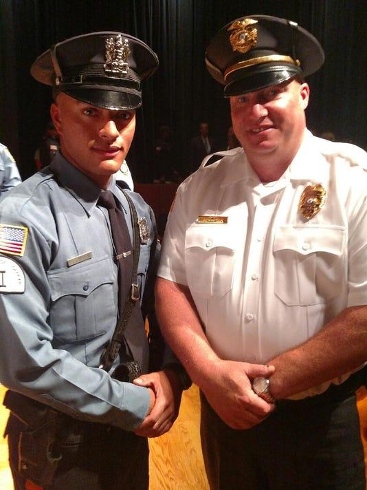 Jeffrey Proffit police academy