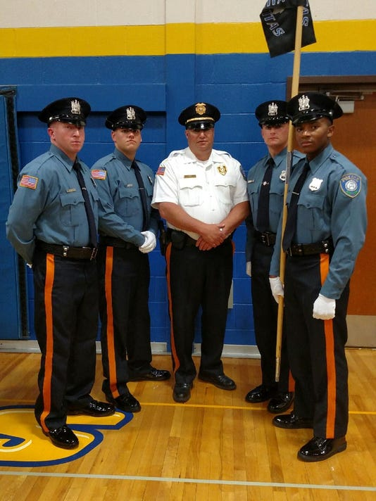 New Millville police officers