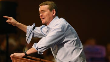 Sen. Michael Bennet, D-Colo., raised $2 million in the fourth quarter of 2015 and began the year with $6.7 million in his campaign fund