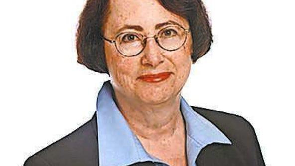 Trudy Rubin Columnist