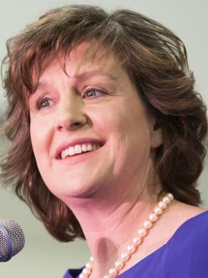 Former Syracuse Mayor Stephanie Miner is running for governor as an independent.