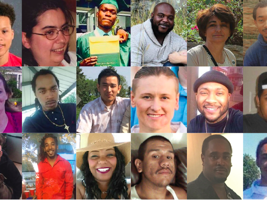 Des Moines homicide victims 2017