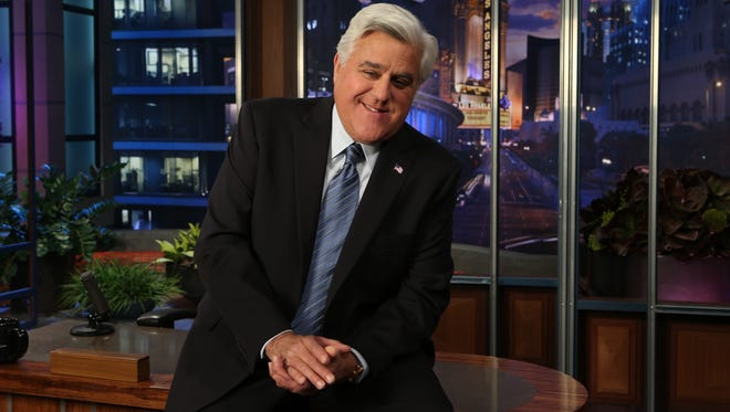Jay Leno is leaving NBC's 'Tonight Show' (for the second time) on Feb. 6.
