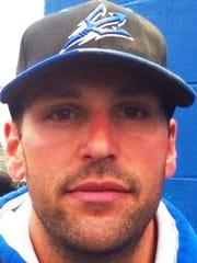 Hammonton softball coach Eric Shulman