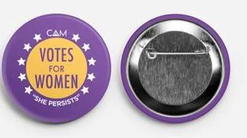 Cameron Art Museum Commemorates Women's Suffrage Centennial with 19th Amendment Community Project.