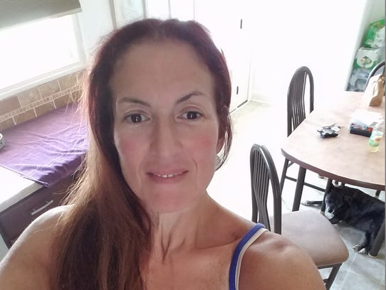 Once 427 pounds, Marcia Marchese lost weight and gained