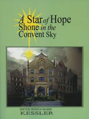"""The cover of """"A Star of Hope Shone in the Convent Sky"""""""
