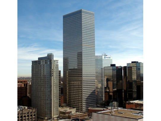 Colorado: Republic PlazaCity: DenverHeight: 714 feet