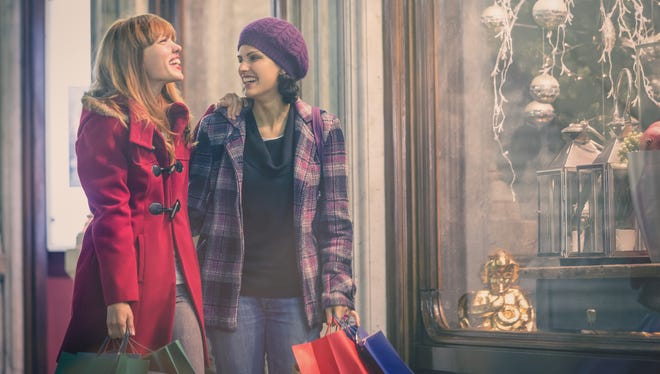 Here are nine steps to increase small-business holiday sales.