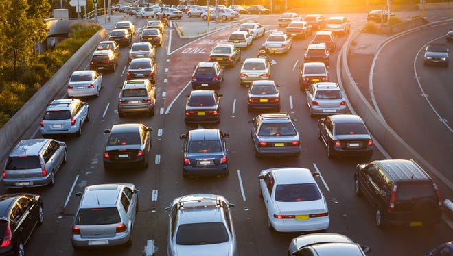 Commuting can eat up a huge amount of time and money. In fact, a 2015 survey found Americans spend an average of $2,600 a year on their commute, or about $10 a day.