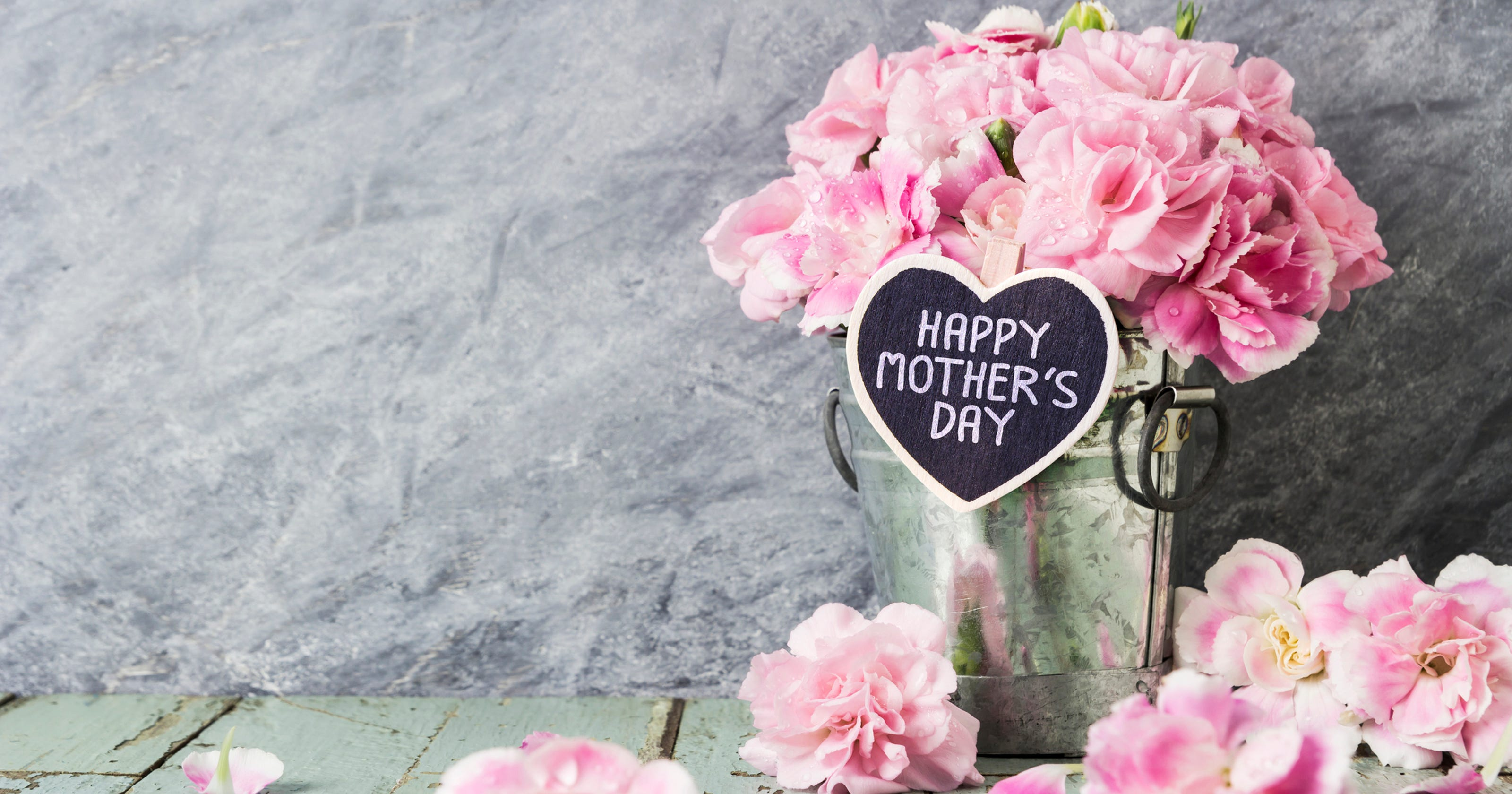 Mothers Day Flowers Why We Give Carnations To Our Moms