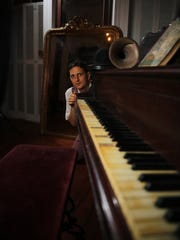 Greg Schatz performs at a variety of local venues over