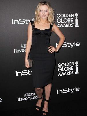Francesca Eastwood on Nov. 21 in West Hollywood, Calif.