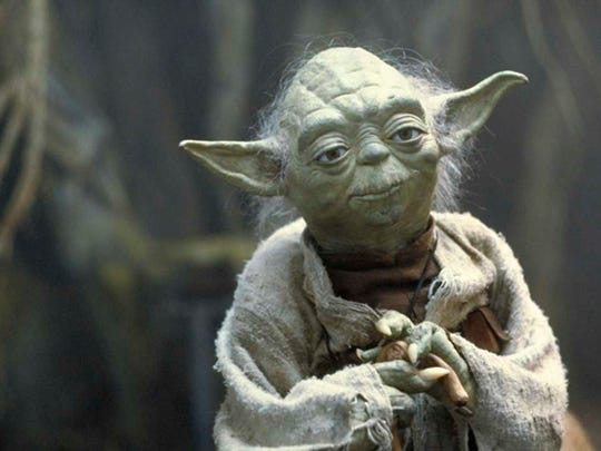 """Yoda made his first appearance in 1980's """"Star Wars:"""