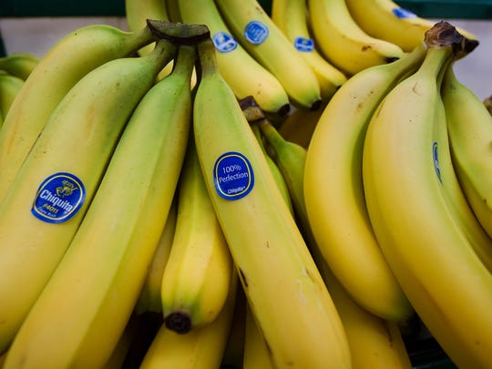 Even fully ripe bananas are not considered high glycemic. A medium banana has about 420 mg of potassium.