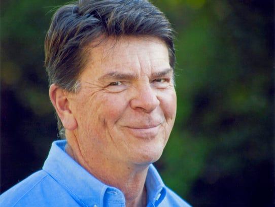 "David H. Mathews, author of ""Lemons and Lemonade, My"