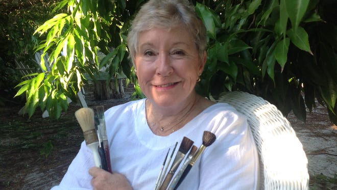 Author Martha Kendall, pictured, will team up with Cindy Bear to talk about how local flora helped the Calusa culture to thrive centuries ago.