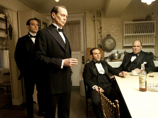 """A scene from the HBO series """"Boardwalk Empire,"""" about"""