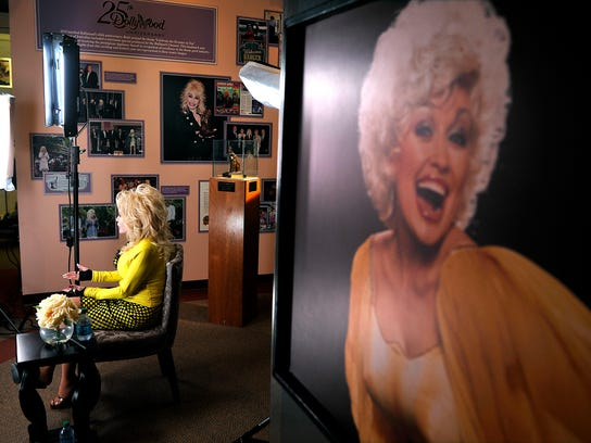 Dolly Parton's museum is one of many attractions at