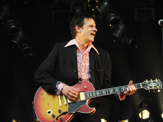Paul Westerberg with The Replacements plays May 10,