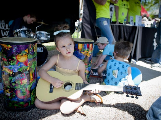 "ArtsFest ""has a great atmosphere and vibe,"" says event"