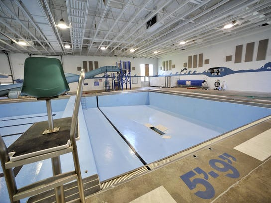 Olinger Pool