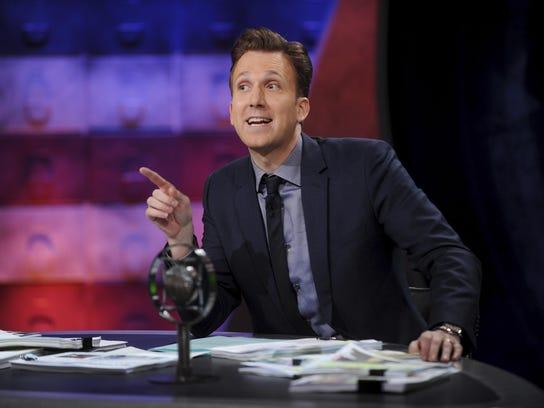 The Opposition Jordan Klepper YE Top 10 TV