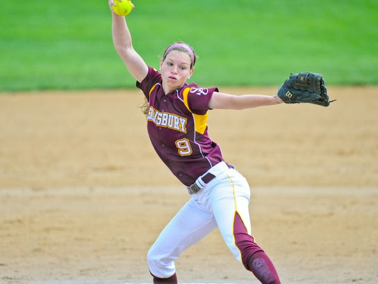 Former Salisbury University softball pitcher Rachel Johnson is the new softball coach of the Salisbury Christian softball team.