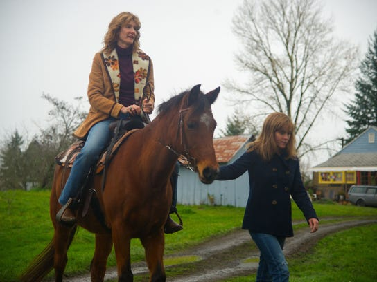 """Laura Dern and Reese Witherspoon star in """"Wild."""""""