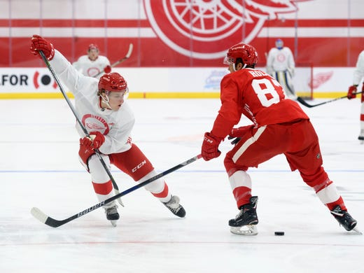 c175a32de Detroit Red Wings think they got NHL draft steal with  incredible ...