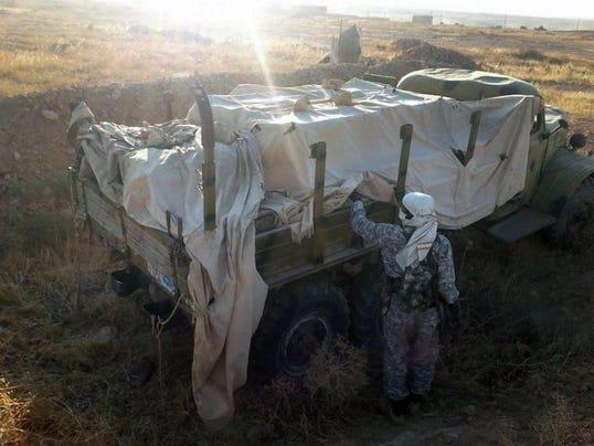 AP Mideast Syria