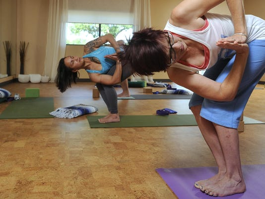 SHE - Yoga - Soulmovement Studio