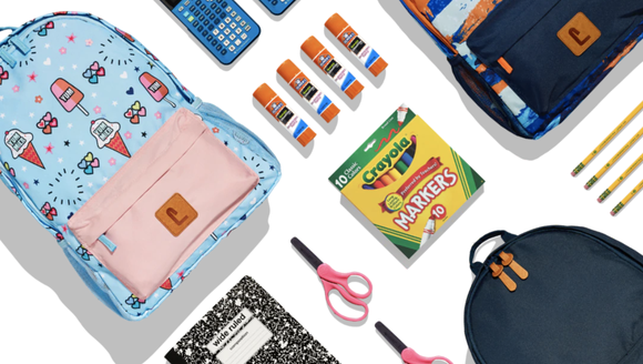 It wouldn't be back-to-school season without a Staples