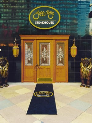 Jeff Ruby's Steakhouse is now open at 300 4th Avenue N.