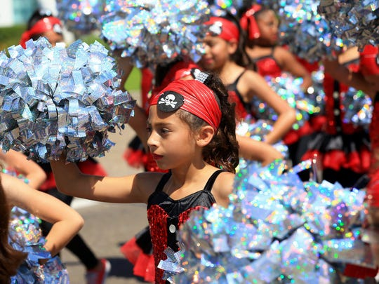 The Buc Days IBC Bank Junior Parade will be held from 6-7:30 p.m. Saturday, May 13 on the Corpus Christi Bayfront. Cost: Free. Information: www.bucdays.com or 361-882-3242.