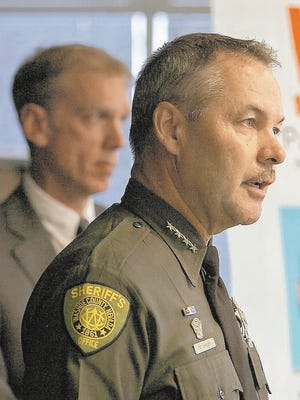 Mike Haley was Washoe County Sheriff for eight years.