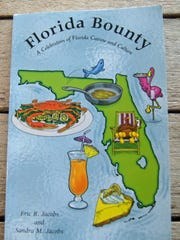 """""""Florida Bounty: A Celebration of Florida Cuisine and Culture"""" shares ideas for Florida cuisine based on the state's diverse culture."""