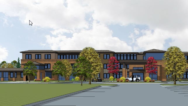 A Cincinnati real estate developer, Guttman Properties, is teaming up with Civitas Senior Living of Fort Worth to build a luxury assisted living and memory-care project called The Grand of Prospect.