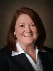 Carol Embree is chief financial and operations officer