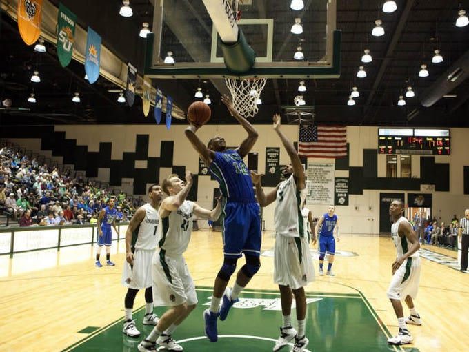 The FGCU men's basketball team had success in its first Atlantic Sun Conference road game of the season, beating Stetson 68-55 on Sunday in DeLand. FGCU improved to 3-0 in the conference, 9-7 overall.