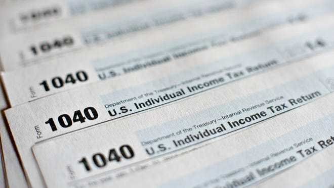 Individual income tax forms