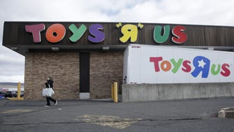Toys R Us, squeezed by Amazon.com and huge chains like Walmart, has announced plans to close about 170 of its U.S. stores, including this location at the Wayne Hills Mall. At some other locations, the retailer is combining its Toys R Us and Babies R Us stores. Toys R Us operates about 880 stores in the United States.