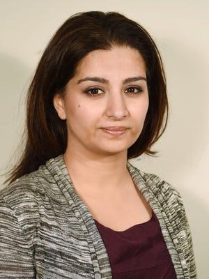 Pashmina Rashad.
